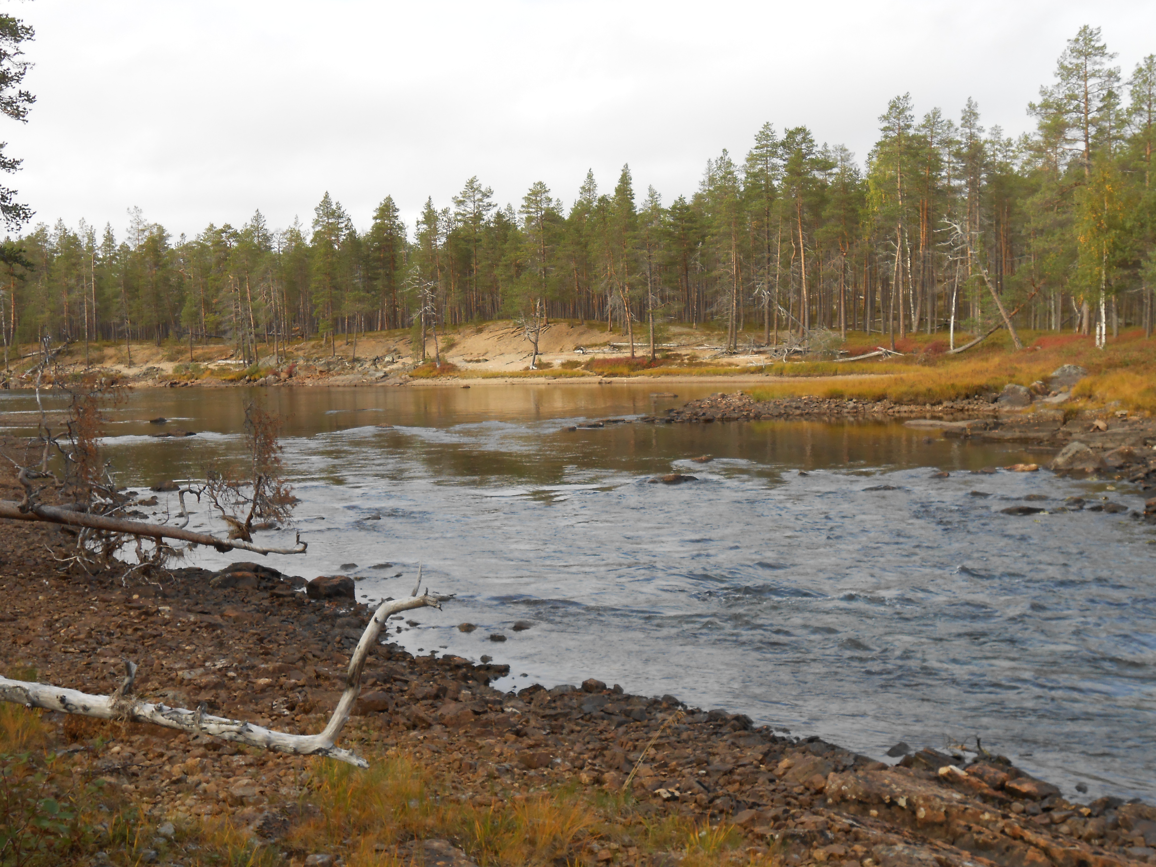 Luttojoki Vaellusjutut Retkia Vaelluksia Reitteja
