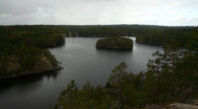 SYYSVAELLUS: MÄNTYHARJU-REPOVESI 17.-20.9.2015