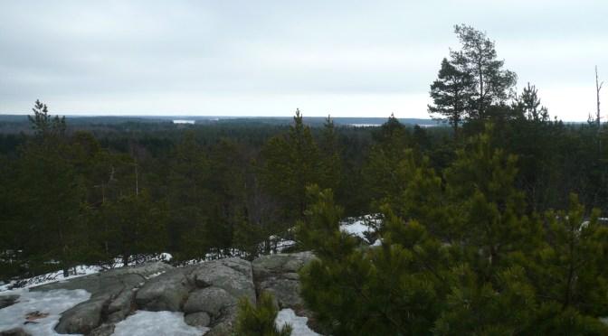 PÄIVÄRETKI: KASAKALLIO JA TALOSAARI, HELSINKI 27.3.2016