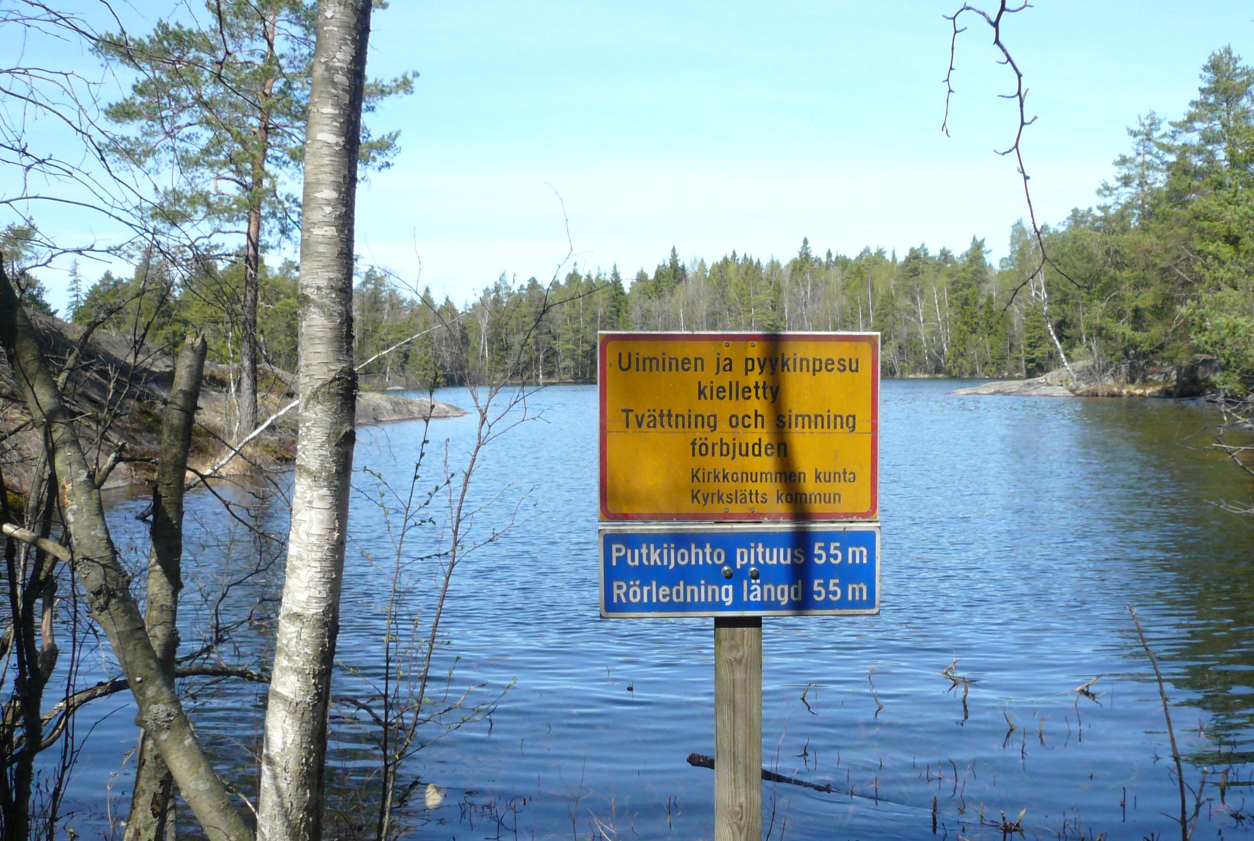 Paivaretki Meiko Ja Hogberget Kirkkonummi 6 5 2016