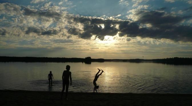 KESÄVAELLUS: TIILIKKAJÄRVI, RAUTAVAARA 21.-23.6.2016